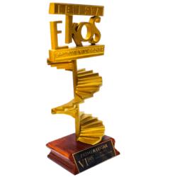 2009 EKOS de ORO para TVentas como la mejor empresa de electrodomésticos