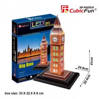 ROMPECABEZAS 3D BIG BEN(U.K.)