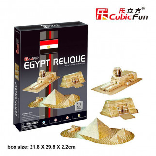 ROMPECABEZAS 3D EGYPTIAN PYRAMIDS