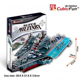ROMPECABEZAS 3D KIEV AIRCRAFT CARRIER