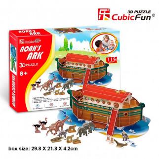 ROMPECABEZAS 3D NOAH'S ARK
