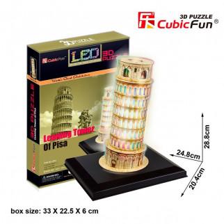 ROMPECABEZAS 3D PISA TOWER