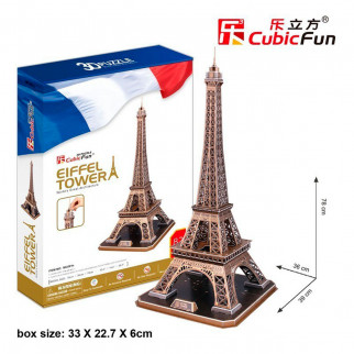 ROMPECABEZAS 3D ROMPECABEZAS 3D EIFFEL TOWER