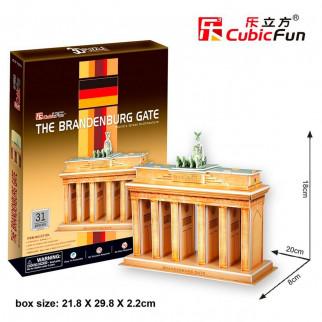 ROMPECABEZAS 3D THE BRANDENBURG GATE