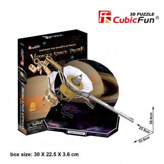 ROMPECABEZAS 3D VOYAGER SPACE PROBE