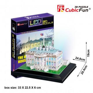 ROMPECABEZAS 3D WHITE HOUSE