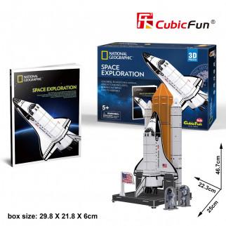 ROMPECABEZAS 3D SPACE EXPLORATION