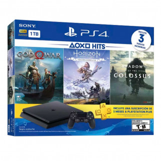 PLAY STATION SONY BUNDLE HITS 4