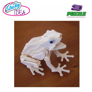 ROMPECABEZAS 3D PUZZLE STICKY IDEA RANA