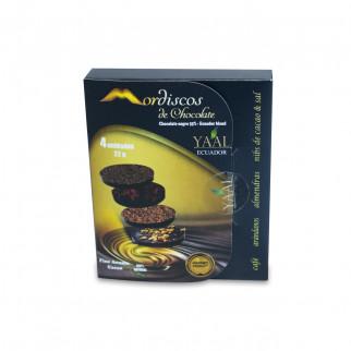 CHOCOLATE NIBS X 4 YAAL