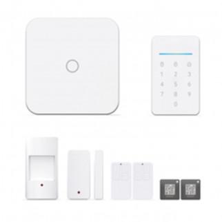 KIT ALARMA INTELIGENTE INALÁMBRICA LAN/WiFi/GSM