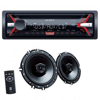 RADIO DE AUTO SONY CXSG11716U