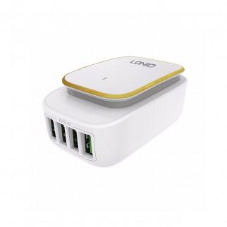 ADAPTADOR USB DE PARED P/IPHONE LDNIO A4405I