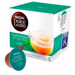 CÁPSULAS MARRAKESH TEA NESCAFÉ DOLCE GUSTO