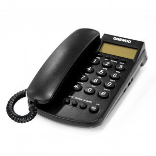 TELÉFONO ALÁMBRICO DAEWOO DICID305