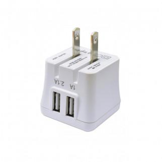 ADAPTADOR USB DE PARED ONE UC8801