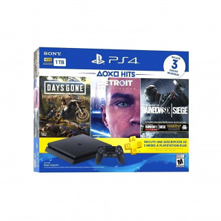 PLAY STATION BUNDLE HITS 5