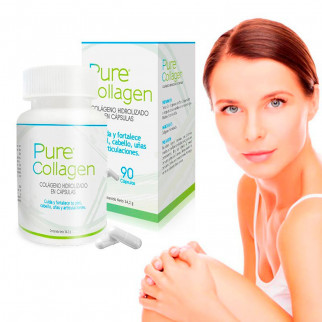 CÁPSULAS DE COLÁGENO 90 PURE COLLAGEN