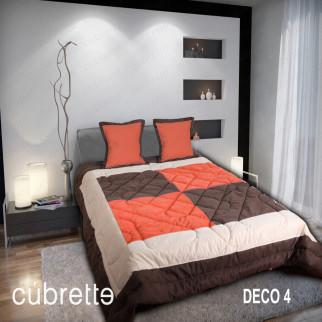 COBERTOR 1.5 PLAZAS CÚBRETTE DECO4