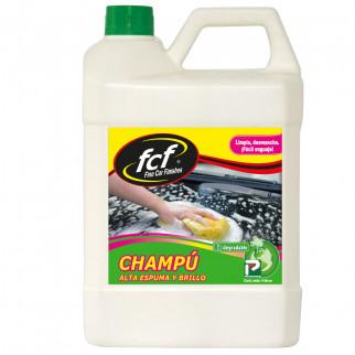 SHAMPOO PARA AUTO 4 L FCF