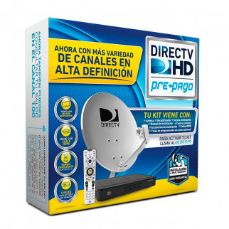 KIT PREPAGO HD DIRECTV