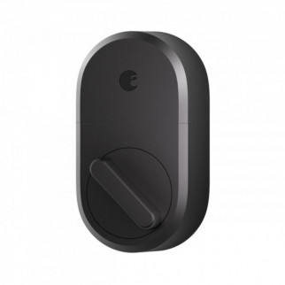 CERRADURA INTELIGENTE AUGUST SMART LOCK + CONNECT DARK GREY ULTRALINK
