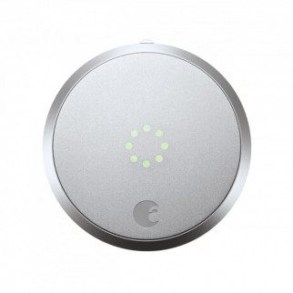 CERRADURA INTELIGENTE AUGUST SMART LOCK PRO SILVER ULTRALINK