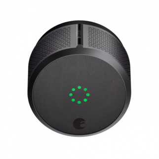 CERRADURA INTELIGENTE AUGUST SMART LOCK PRO DARK GRAY ULTRALINK