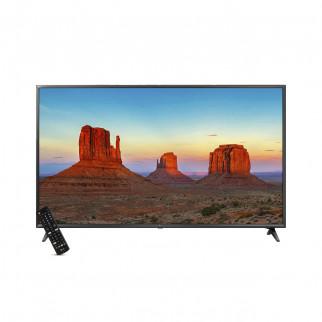 "LED 49"" 4K SMART TV LG 49UK6300 + COBERTOR"