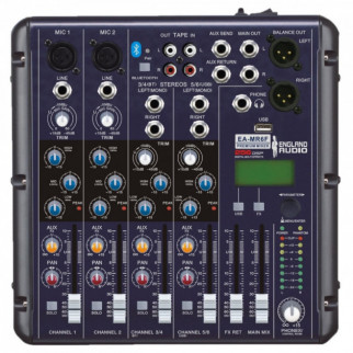 CONSOLA PROFESIONAL 4 CANALES ENGLAND SOUND ES-MR6F