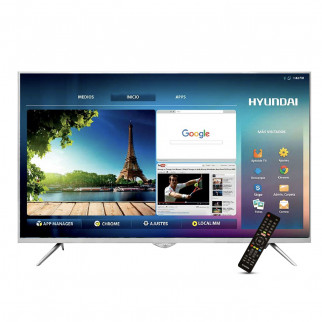 "LED 55"" 4K SMART TV HYUNDAI UHY55MH794LN"