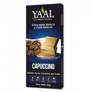 CHOCOLATE 65 G YAAL CAPUCCINO