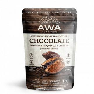 PROTEÍNA LIFESTYLE 300 G AWÁ NUTRITION CHOCOLATE