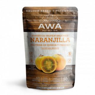 PROTEÍNA LIFESTYLE 300 G AWÁ NUTRITION NARANJILLA