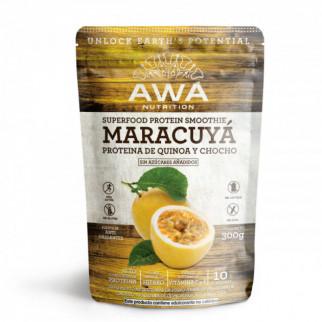 PROTEÍNA LIFESTYLE 300 G AWÁ NUTRITION MARACUYÁ