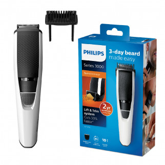 RECORTADOR DE BARBA Y BIGOTE PHILIPS BT3206