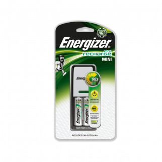 CARGADOR DE PILAS AA/AAA X 2 ENERGIZER MINI