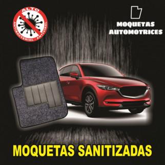 MOQUETAS AUTOMOTRICES GRIS